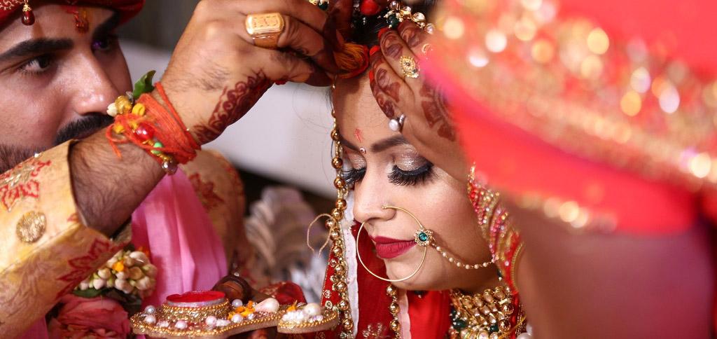 Bridal Make-over