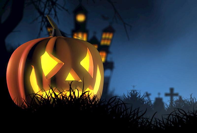 halloween Make-Over